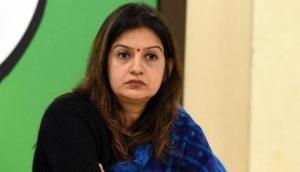 कांग्रेस की टीवी फेस प्रियंका चतुर्वेदी ने अपनी ही पार्टी पर लगाया गंभीर आरोप, बोलीं- महिलाओं के साथ..