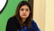 Priyanka Chaturvedi urges Jaishankar to prioritise rescue of Indian sailors stranded in Chinese waters