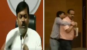 Shakti Bhargava, a Kanpur surgeon, who hurled shoe at BJP MP GVL Narasimha Rao was once raided by taxmen
