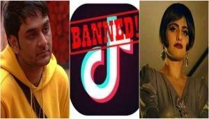 Tik Tok Ban: Vikas Gupta brutally slams Sacred Games star Cuckoo aka Kubra Sait for a shocking reason!