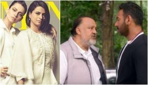 Kangana Ranaut's sister Rangoli blasts Ajay Devgn over working with Alok Nath, calls him 'Shame of India'