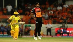 IPL 2019: World Cup टीम में न चुने जाने के बाद जब विजय शंकर के सामने आए अंबाती रायडू, फिर..