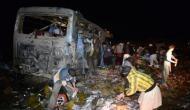 पाकिस्तान के बलूचिस्तान में बस पर आतंकी हमला, 14 लोगों की मौत