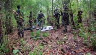 Chhattisgarh: Naxal killed in encounter in Bijapur district