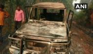 ओडिशा में नक्सलियों ने की महिला मतदान अधिकारी की हत्या, पोलिंग बूथ जा रही गाड़ी में लगाई आग