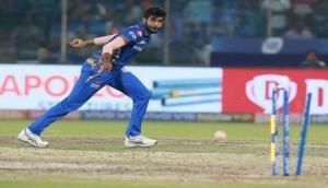 IPL 2019: बूम-बूम बुमराह ने बुलेट की तरह गेंद मारकर दिल्ली के बल्लेबाज को किया रन आउट, देखें वीडियो