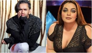 Surprise! Vikas Gupta and Ace Of Space contestant Fizah Khan dating each other?