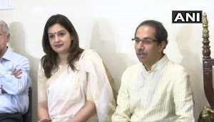 Priyanka Chaturvedi joins Shiv Sena, hours after quitting Congress as 'AICC Spokesperson'