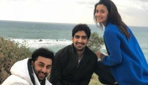Alia Bhatt pleaded to Ayan Mukerji to cast her opposite Ranbir Kapoor in Brahmastra!