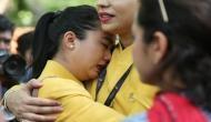 नहीं रुक रहे जेट एयरवेज कर्मचारियों के आंसू, मीडिया से बात न करने का आदेश