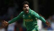 Pakistan pacer Mohammad Amir discloses his secret behind taking wickets