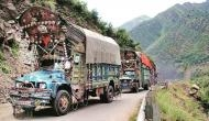 Government suspends LoC trade with PoK, says routes being misused for terror plot