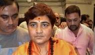 Muslim board files FIR against Sadhvi Pragya for Babri Masjid demolition remark