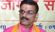 साध्वी प्रज्ञा के साथ जेल जाने वाले सुधाकर चतुर्वेदी का बड़ा आरोप- BJP ने नहीं ली हमारी सुध