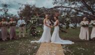 एक-दूजे के प्यार में घायल हुईं न्यूजीलैंड और ऑस्ट्रेलिया की महिला क्रिकेटर, रचाई शादी