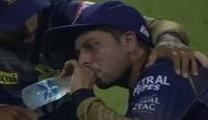 Watch: Kuldeep Yadav cries after Virat Kohli and Moeen Ali hit him out of the park