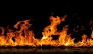 गैस चूल्हे के गोदाम में आग ने मचाया तांडव, 1 साल की बच्ची समेत 5 लोग जलकर हुए राख