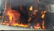 बारातियों के लिए बन रहा था खान, तभी गैस सिलेंडर हुआ विस्फोट, मची तबाही