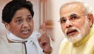 Mayawati demands explanation on reservation from PM Modi