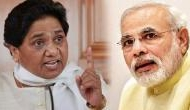 PM Modi has adopted a divide and rule strategy to save BJP's honour: Mayawati