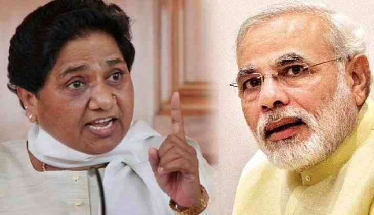 Mayawati jabs PM Modi over Alwar rape case remark