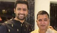 Vicky Kaushal has cheek injury, father Sham Kaushal reacts
