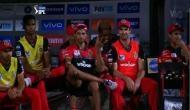 Video: Ashish Nehra's hilarious reaction to Dale Steyn's ferocious yorker