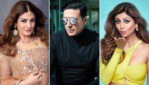Akshay Kumar's exes Raveena Tandon and Shilpa Shetty to turn judge at Super Dancer 3