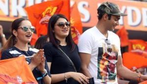 सानिया मिर्जा की शादीशुदा बहन के साथ इस दिग्गज क्रिकेटर के बेटे का चल रहा अफेयर !