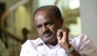 I worked like 'slave' for Congress for 14 months: Kumaraswamy