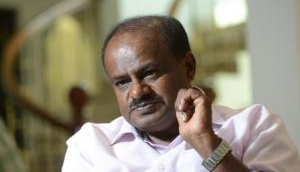 HD Kumaraswamy comes to DK Shivakumar's defense, says he is strong enough to face
