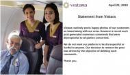 #BoycottVistara trends after Air Vistara tweets pic with Maj Gen GD Bakshi, deletes it later