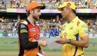 IPL 2019: हैदराबाद के लिए बुरी खबर, चेन्नई के खिलाफ मैच से पहले केन विलियम्सन ने छोड़ा टीम का साथ