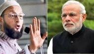 Owaisi calls Trump 'jahil' for Narendra Modi father of India statement
