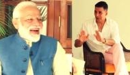 Watch: Akshay Kumar turns interviewer for PM Modi; engages in 'non-political' candid chat
