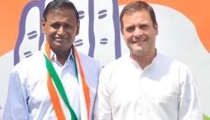 BJP की 'चौकीदारी' छोड़ अब कांग्रेस पार्टी की वफादारी करेंगे उदितराज