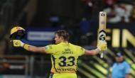 IPL 2019 : वॉटसन का धमाका, हैदराबाद को हराकर प्लेआफ में पहुंची चेन्नई