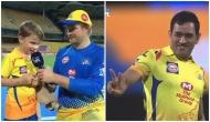 VIDEO: MS Dhoni is Watson Junior's favorite buddy; here's what he like about him the most