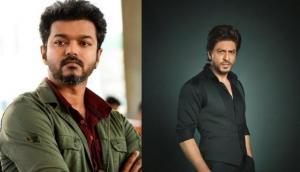 Shah Rukh Khan to make debut in Tamil as villain in Ilayathalapathy Vijay's next 'Thalapathy 63'