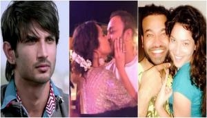 Love Is In Air! Ankita Lokhande kissing video with boyfriend Vicky Jain goes viral on internet; Sushant Singh Rajput, do you have anything to say?