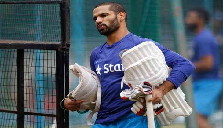 Shikhar Dhawan to use his learnings from Sourav Ganguly, Ricky Ponting during World Cup