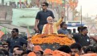पीएम मोदी का आज वाराणसी में रोड शो, कल नामांकन के बाद गंगा आरती में होंगे शामिल