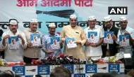 LS Polls: Full statehood main theme of AAP manifesto