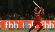 IPL 2019: डिविलियर्स के तूफान में उड़ा पंजाब, बैंगलोर ने लगाई जीत की हैट्रिक