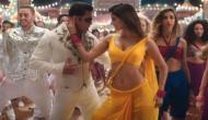 Bharat Song: सलमान खान के साथ दिशा पाटनी ने लगाए 'स्लो मोशन' में ठुमके, पीली साड़ी में ढाया कहर