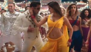 'भारत' के गाने में दिशा पाटनी ने पहनी साड़ी और हो गया बवाल, लोगों ने पूछा- कहां है साड़ी..