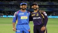 IPL 2019, KKR vs RR : कार्तिक बने रहेंगे कोलकाता के कप्तान या फिर होगा रहाणे जैसा हाल ?