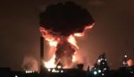 3 blasts at Tata Steelworks plant in UK's Port Talbot