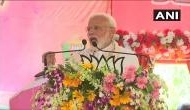 PM Modi in Varanasi: Party workers are real candidates, mood is festive from Kashmir to Kanyakumari