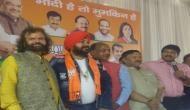 Singer Daler Mehndi joins BJP in presence of Manoj Tiwari and Hans Raj Hans